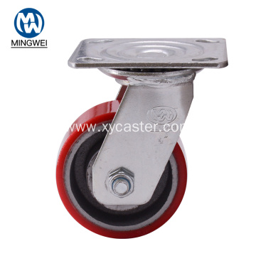 Swivel 4 Inch Heavy Duty Castor for Trolley